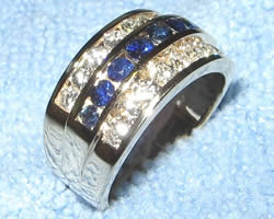 Custom Wedding Rings Meridian