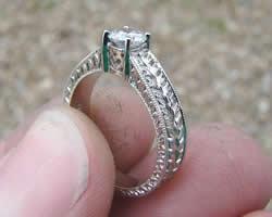 Custom Anniversary Rings Boise