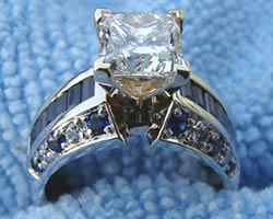 Custom Wedding Rings Boise