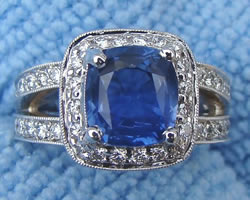 Custom Engagement Rings Meridian