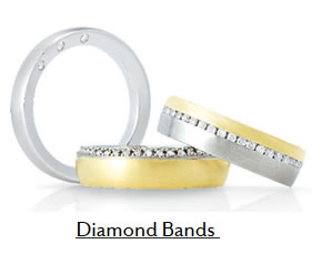 Diamond Wedding Bands Boise