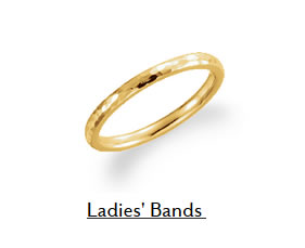 Ladies Wedding Bands Boise